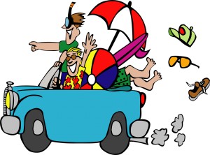 vacation driving tips
